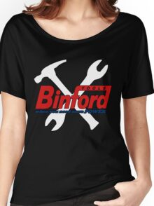 binford tools Women's Relaxed Fit T-Shirt
