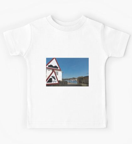 Please Drive Carefully In Mylor Bridge Kids Tee
