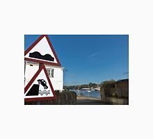 Please Drive Carefully In Mylor Bridge Unisex T-Shirt