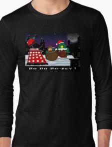 Ho ho ho-bey! Long Sleeve T-Shirt