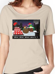 Ho ho ho-bey! Women's Relaxed Fit T-Shirt