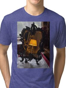 Reflecting on Lamps & Dreams  Tri-blend T-Shirt