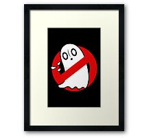 Ghostblookers Framed Print