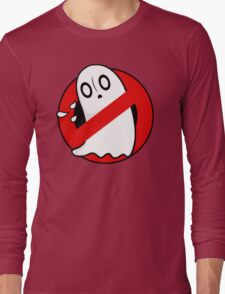 Ghostblookers Long Sleeve T-Shirt