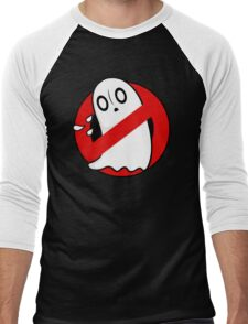 Ghostblookers Men's Baseball ¾ T-Shirt