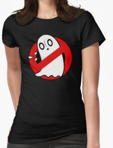 Ghostblookers Womens Fitted T-Shirt