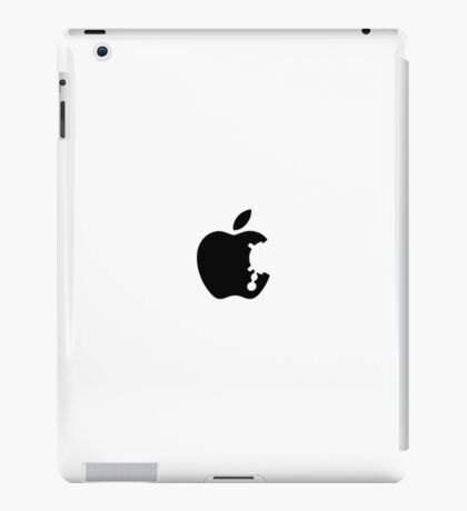 Dalek Apple White  iPad Case/Skin