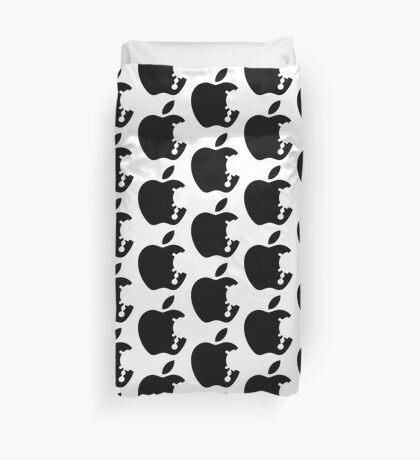 Dalek Apple White  Duvet Cover