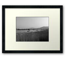 Seaton Nature Reserve Framed Print