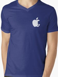 Dalek Apple Mens V-Neck T-Shirt