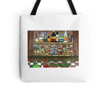 Unseasonable Greetings Tote Bag