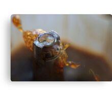 Espresso Extraction Canvas Print