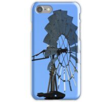 Blades and Fins on a Windmill iPhone Case/Skin