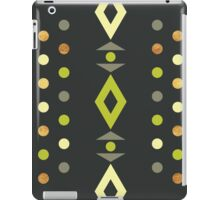 Retro Pop Abstract Pattern iPad Case/Skin