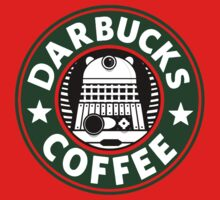 Darbucks Coffee Kids Tee