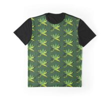 jamaica ganja Graphic T-Shirt