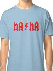 HA HA Nelson muntz Classic T-Shirt