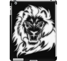 Glowing lion iPad Case/Skin