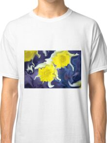 Daffodils - Bright Classic T-Shirt