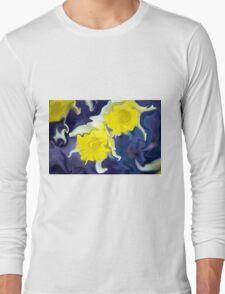 Daffodils - Bright Long Sleeve T-Shirt