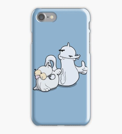 Number 86 and 87 iPhone Case/Skin