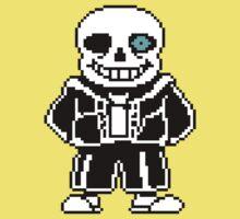 Sans One Piece - Short Sleeve