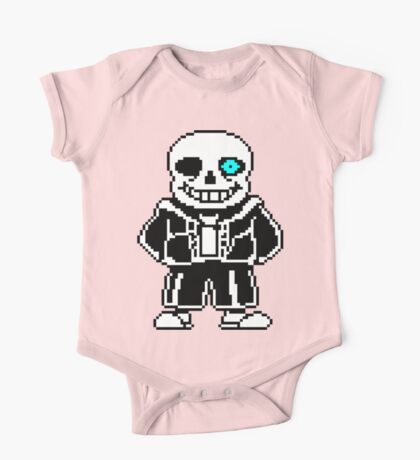 Sans One Piece - Short Sleeve