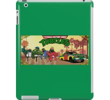 Teenage Mutant Cholo Turtles iPad Case/Skin