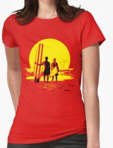 ENDLESS SUMMER Womens Fitted T-Shirt