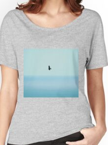 Born to be free Women's Relaxed Fit T-Shirt
