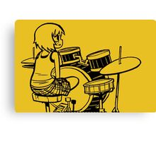 Scott Pilgrim - Kim Pine Canvas Print