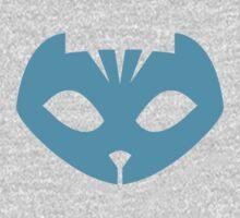 PJ Masks - Catboy Crest One Piece - Short Sleeve