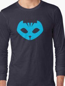 PJ Masks - Catboy Crest Long Sleeve T-Shirt