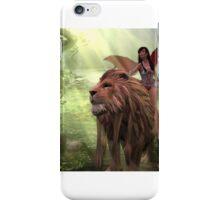 Faery Huntress iPhone Case/Skin