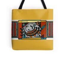 Dalek Deco Tote Bag