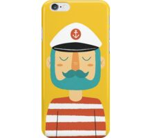 Ahoy Sailor iPhone Case/Skin