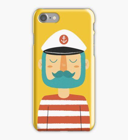 Ahoy Sailor iPhone Case/Skin