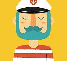 Ahoy Sailor by KarinBijlsma