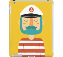 Ahoy Sailor iPad Case/Skin