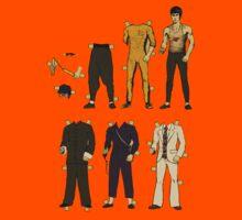 Bruce Lee Kids Tee