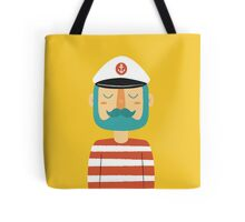 Ahoy Sailor Tote Bag