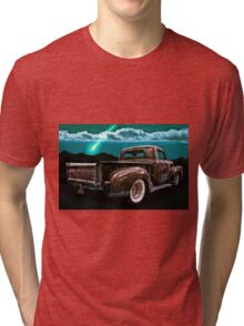 52 Rat Truck El Borracho and the Midnight Wish Tri-blend T-Shirt