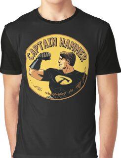 capt hammer Graphic T-Shirt