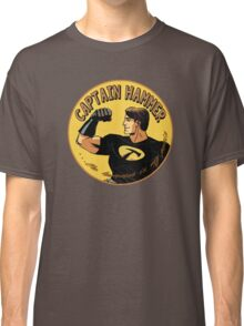 capt hammer Classic T-Shirt