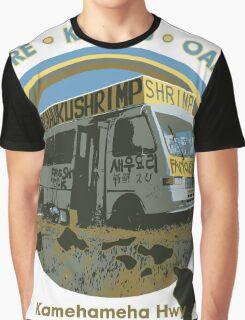 Famous Kahuku Shrimp Truck Graphic T-Shirt
