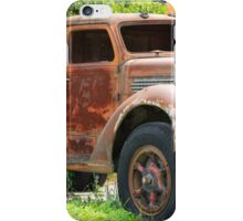 Rusted Truck Cab iPhone Case/Skin
