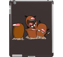 Number 50 and 51 iPad Case/Skin