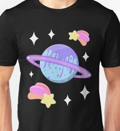 Melty Minty Planet Unisex T-Shirt