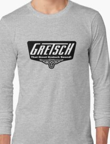 GRETSCH Long Sleeve T-Shirt