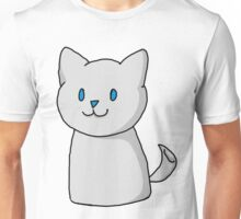 Marshmallow Kitty Unisex T-Shirt